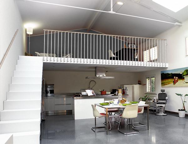 gel nder lan railing fontanot sch ne einfach zu montierende stahlgel nder f r innenr ume. Black Bedroom Furniture Sets. Home Design Ideas